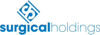 Surgical Holdings logo blue large